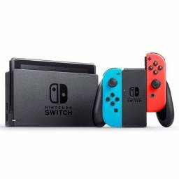 Troco Nintendo Switch Neon