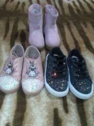 Torrando calçados infantil