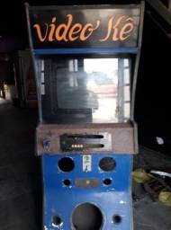 Caixa Gabinete de Videokê Profissional