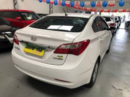 Hyundai/HB20S 1.6 sedan ano 2014 completo arbg e abs
