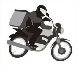 Serviço de entrega de documentos, objetos e diversos (Motoboy)/Corrida!