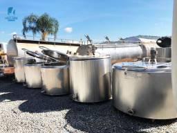 Resfriadores de Leite usado 800, 1.000 lts Packo Plurinox
