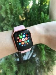 Relógio smartwatch divido em até 3x sem juros