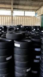 Viagem em segurança com sua família com pneus novos