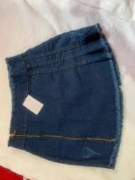 Vendo Shorts e saias jeans