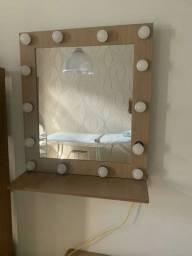Espelho para estúdio ou salão