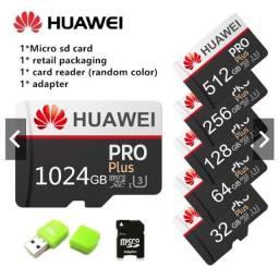 Cartão de Memória de Alta Velocidade Micro SD 3.0 Classe 10 TF 32GB