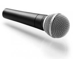 Microfone Dinâmico Profissional SM-56