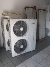Vendo duas Central de ar condicionado 60.000 btus