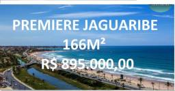 Premiere Jaguaribe 166 M², Vista mar 4/4 3 Suítes Hemisphere, Dazur, Jaguah R$ 895.000
