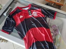 Camisa do Flamengo 2020/21. Nova na embalagem.