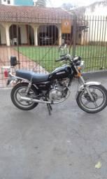 Suzuki Intruder 125cc - Único Dono