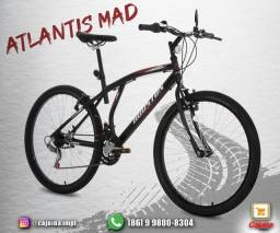 Bicicleta Houston Atlantis Mad Aro 26 21 Marchas m18sd5sd21