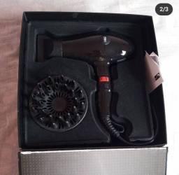 secador profissional novo