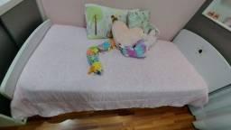Cama Solteiro com cama auxiliar ToksTok