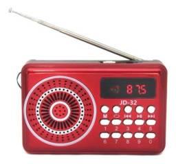 Título do anúncio: Mini Radio Digital Radio