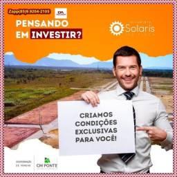 Lotes Solaris em Itaitinga*&*&