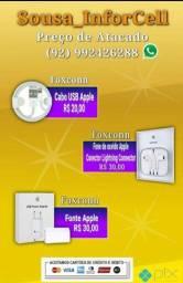 Vendo acessórios pra iPhone no atacado