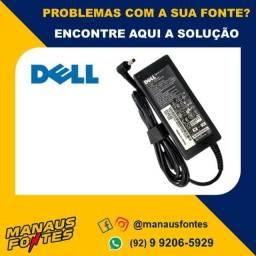 Fonte Carregador Notebook Dell 19.5V Ponta Fina! Mais Informações no WhatsApp