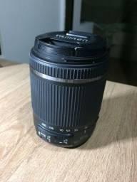 Lente Tamron 18-200mm B018 DC-II para Canon, Nikon & Sony
