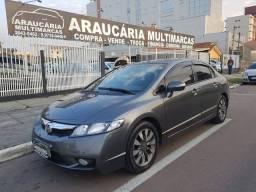 CIVIC 2011/2011 1.8 LXL SE 16V FLEX 4P AUTOMÁTICO