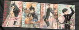 Manga Sakamoto Desu ga? (Eu sou Sakamoto, você sabe.)