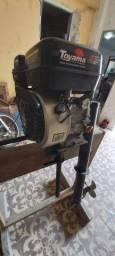Motor de rabeta 7.0 ( Rabeta vertical )