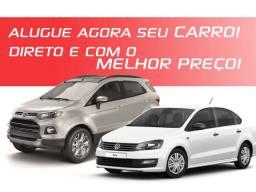 Locação de veículos mensal R$ 59,90