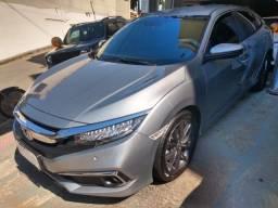 Honda Civic EXL 2.0 2020/2021, Financiamento com taxas a partir de 0,48%