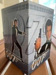 DVDs Coleção James Bond - Edição Especial 007