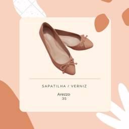 Sapatilha Arezzo