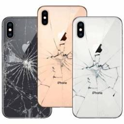 Vidro iPhone quebrou? Nos arrumamos