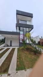 L-Vendo Sobrado no Alphaville 1 c/4 suites- Ampla Área Gourmet c/Piscina 350M²-Urbanova