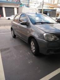 Toyota Etios X 1.3 2016 , Unico dono, Cinza,
