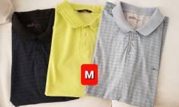 Título do anúncio: Camisas de malha