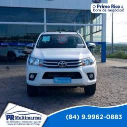 Hilux SRV Diesel AT 4X4 2018 Extra!!!