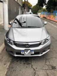 Honda Civic 2.0 LXR FLEXONE MÉDIA MONTA No ? Documento ?