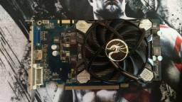 Placa de Vídeo Geforce 9800GT 1Gb 128bits
