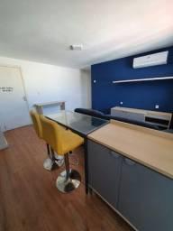 Aluga-se apartamento mobiliado no Umuharama