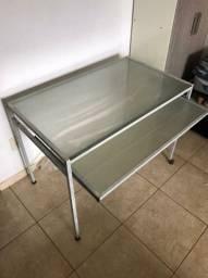 Vendo escrivania de vidro 250