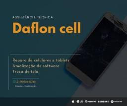 Reparo de celular e tablets