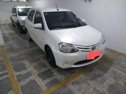 Toyota Etios 1.3 X 2017