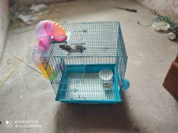 Casa de Hamster com 1 hamste