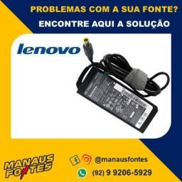 Fonte Carregador Notebook Lenovo 20V Thinkpad Ponta Grossa! Mais Informações no WhatsApp.