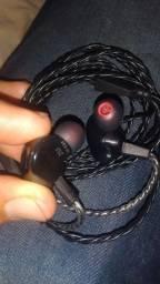 Fone de ouvido kz 2 drives novo