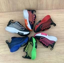 Nike Zoom Infantil Primeira Linha na Caixinha Atacado