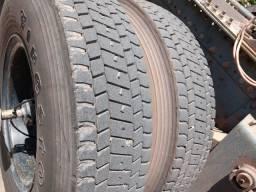 10pneus cm rodas 1100×22 troco por pneus 295/80 / 22