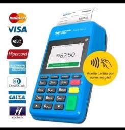 Maquineta point pro2 mercado pago imprime comprovante
