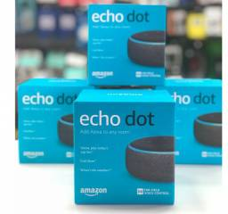 "Amazon Echo Dot 3ª Geração 1.6"" Bluetooth - Preto"