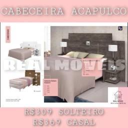 Título do anúncio: Cabeceira acapulco , Cabeceira acapulco